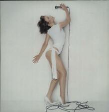 Fever Kylie Minogue CD album (CDLP) UK promo FEVER02 PARLOPHONE 2001