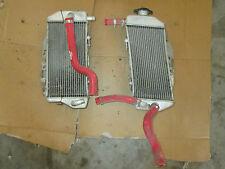 2007 Yamaha YZF250 YZ YZF 250 radiator radiators coolant system coolers