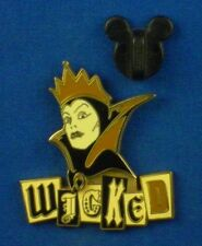 Wicked Queen from Villain Collection Snow White Evil Queen Pin # 33969