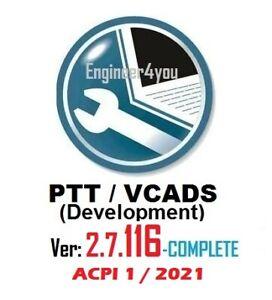 VOLVO PTT, Premium Tech Tool 2.7.116 + DevTool + visfed + ACPI 1/2021, UPDATED