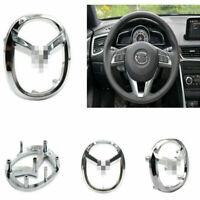 For Mazda3 M3 Steering Wheel Logo Sliver Pin symbol 88351-Mazda3