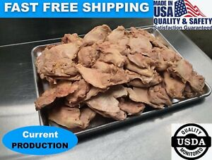 Freeze Dried US Natural Chicken Thighs Camping Hiking Survival Storage Food Meat