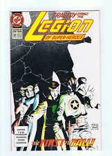 DC Legion Of Super-Heroes V4 #32 F/VF+ 1992