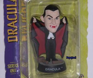 Universal Studios Monsters Little Big Heads Dracula Sideshow Series 1