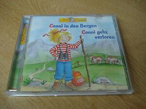 Conni in den Bergen / Conni geht verloren - Hörspiel-CD