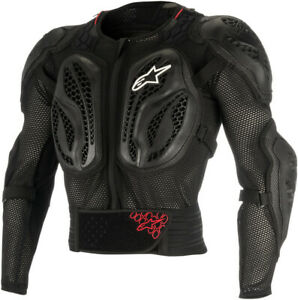 Alpinestars 2020 Youth Bionic Action Jacket CE-Certified Black All Sizes