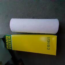 MANN C15143/1 Car Air Filter Brand New In Box