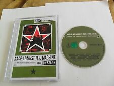 Rage Against The Machine - Live At The Grand Olympic Auditorium (DVD  2008)