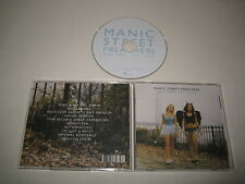 MANIC STREET PREACHERS/SEND AWAY THE TIGERS(SONY/88697075632)CD ALBUM