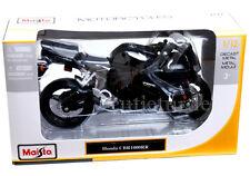 Maisto Honda CBR 1000RR Motorcycle Bike 1:12 Diecast 31151 Black
