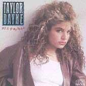 TAYLOR DAYNE Tell It To My Heart [Different Cover] (1987, CD) LIKE NEW!