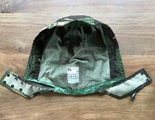 Genuine Dutch Army Camo Gortex Hood for 3 Piece Dutch Gortex Jacket