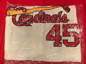 Bob Gibson Replica Mitchell & Ness 1964 Size 48 X-Large XL Jersey HOF New w Tags