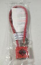 Diamond Back Db Factory Regal Gun Cable Lock New W/ 2 Keys, Red