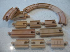 EXTRA TRACK Expansion pack for wooden train track F10