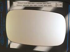 Espejo Lateral Derecho para Renault Clio 05-09 Laguna 01-07 Megane 02-08 Scenic