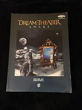 DREAM THEATER AWAKE GUITAR TAB SONGBOOK