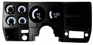 Intellitronix BG6004W LED Digital Bargragh Gauge Panel 1973-1987 Chevy Truck Arc