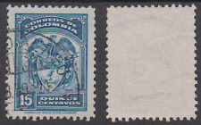 COLOMBIA----Sg.538,  1939,  Arms of Colombia,   Used