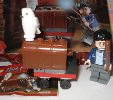Lego 30110 Harry Potter / Minifigur mit Trolley , Eule und Zubehör OVP