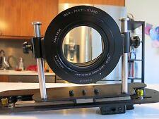 ISCO Anamorphic Video Attachment III IIIL 1.33x Lens 3 Widescreen w CineSlide