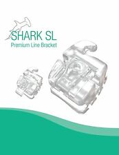Damon Clear Self Ligating Style Orthodontic Bracket  / 20 pc kit 5-5  MBT 22 FDA