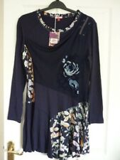 Joe Browns Rock It up Embroidered Hotchpotch Tunic UK 14 EUR 40-42 US 10.
