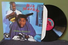 "Biz Markie ""I Need A Haircut"" LP OOP Marley Marl Big Daddy Kane MC Shan"
