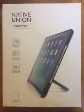 Native Union GRIPSTER aire pizarra caso para Apple iPad Air Gris
