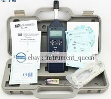 TES-1361C Datalogging Humidity/ Temperature Meter RS-232 interface,software