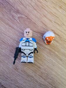 Ahsoka´s Klone Tropper, Lego kompatible Minifigur, Star Wars