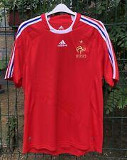 NATIONAL TEAM FRANCE 2008/2009 AWAY FOOTBALL SHIRT JERSEY MAILLOT SOCCER MAILLOT