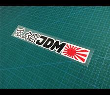OSAKA KANJO PERFORMANCE 大阪 JDM logo JAPAN car Decal vinyl Reflective Sticker #04