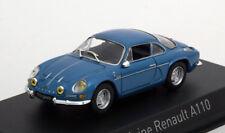 1:43 Norev Alpine Renault A110 1973 bluemetallic