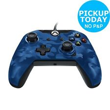 PDP Wired Microsoft Xbox One Controller - Camo Blue
