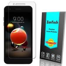 4X LG Fortune 2 ZenTech Clear Screen Protector Guard Shield Saver Film