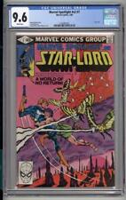 Marvel Spotlight 7 - 2nd Star Lord - Guardians of the Galaxy - CGC 9.6 White
