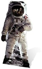 Buzz Aldrin Astronaut Lifesize Cardboard Cutout Figure 182cm Tall -At your Party