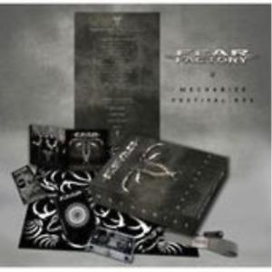 FEAR FACTORY-Mechanize (Festival Box) CD NEW