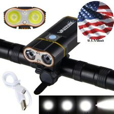 Bicycle light Bike Front Lamp Headlight BDY2x XM-L2 LED 6000LM Waterproof 18650