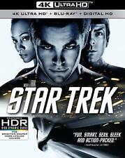 Star Trek / Into Darkness / Beyond (4K Ultra HD + Blu-ray + Digital HD) SEALED