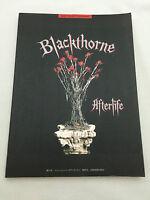 BLACKTHORNE -Afterlife- JAPAN Band Score Guitar Bass Drum TAB Graham Bonnet