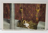 The Manger Grotto Of Bethlehem, Franciscan Monastery Washington DC Postcard C13