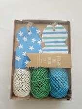 New Gift Tag and String Kit