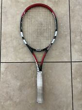 Babolat Pure Control Team 3rd Gen Red Black Grip Size 4 1/2