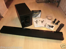 BOSE CineMate SR 1/Soundbar/Wireless Subwoofer/ben tenuto, 2j. GARANZIA