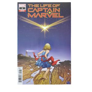 Life Of Captain Marvel Vol 2 #1 Variant Joe Quesada  2018