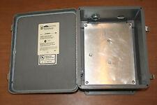 Robroy Industries J1008HLL Type 4X non-metallic Fiberglass Electrical Enclosure
