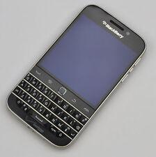 BlackBerry Classic 16GB Black Verizon Smartphone No SIM CB