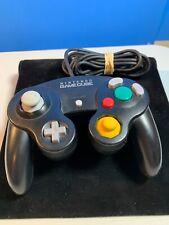 Nintendo Game Cube Black Controller